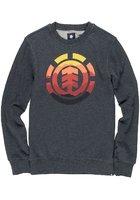 Element Logo Fill Crew Sweater