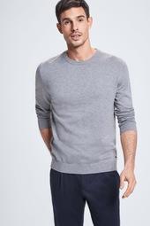 Pullover Toby, Grau Meliert