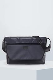 Messenger Bag Stockwell, Schwarz