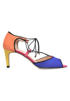 Sale - 30 Made By Sarenza - Mexicoco #8 - Sale Sandalen Für Damen / Mehrfarbig